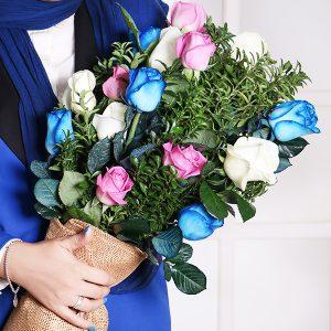 ارسال گل