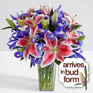 ارسال گل به امریکا