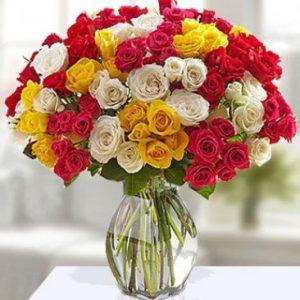 ارسال گل به هندوستان