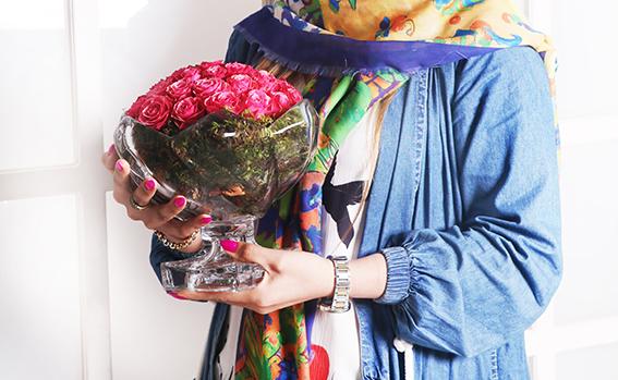 گل فروشی تهران