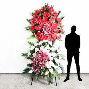 ارسال تاج گل