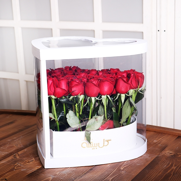 معنای گل رز ، جعبه گل رز ، باکس گل رز ، معنای گل رز ، گل فروشی آنلاین